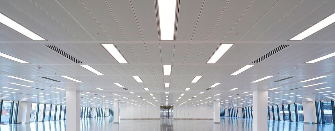 LED Recessed Panels